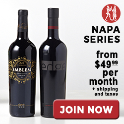 Napa Series Club Memberships starting from $49.99 per month.  Visit WineoftheMonthClub.com