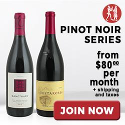 Pinot Noir Series Gift Memberships starting at just $99 per month. Visit WineoftheMonthClub.com
