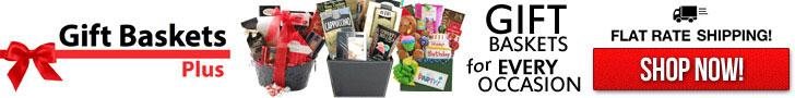 Send a special gift from GiftBasketsPlus.com
