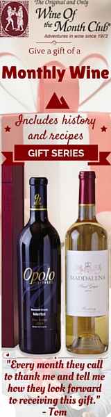 Give the Gift of Wine!