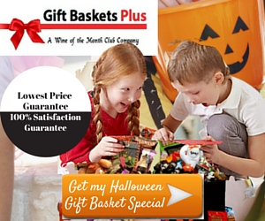 Spooky Halloween Gifts! Give the perfect gift for Halloween lovers Shop GiftBasketsPlus.com