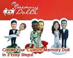 Custom Memory Dolls
