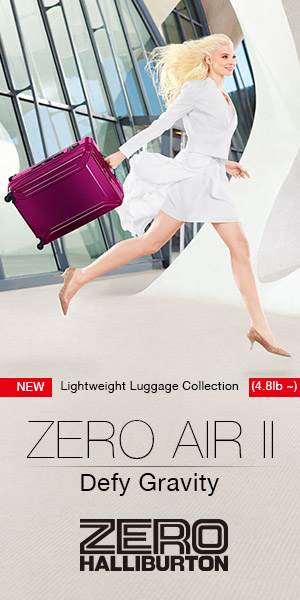 Lightweight Luggage Collection - ZERO AIR