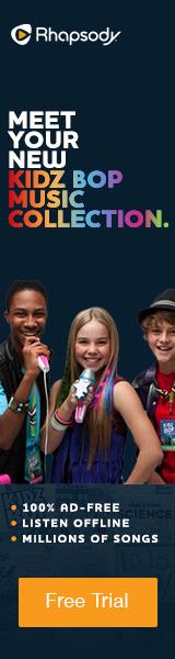 Listen to Children's Music with Rhapsody.com