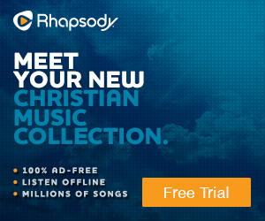 Listen to Christian Music with Rhapsody.com