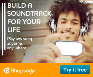 Rhapsody.com 14-Day Free Trial