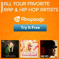 Listen to Rap & Hip Hop Music with Rhapsody.com