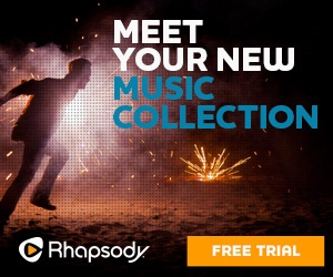 Take Your Favorite Songs Offline in One Playlist, Get Rhapsody unRadio Free Trial