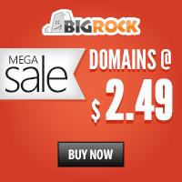 Mega domain sale