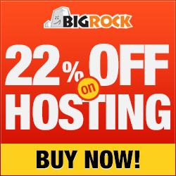 Enjoy Web Hosting @ 22% off