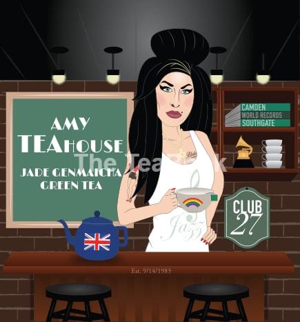 Amy Teahouse Genmaicha