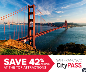 San Francisco CityPASS banner ad summer vacation on a budget Middle Class Dad