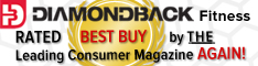 Diamondback Fitness Rated Best Buy