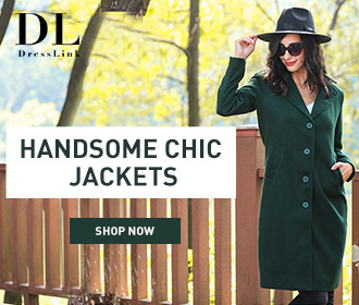 Up to 40% Off Handsome Chic Jacket