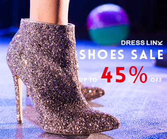 Fashional Shoes up to 45% off!