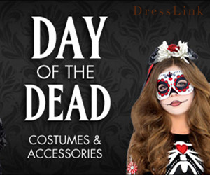 Get up to 75% off Halloween Accessories.