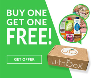 Urth box is a service of Non GMO, Organic and All Natural products delivered right to your door in Canada.