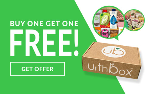 Urthbox buy one get one free