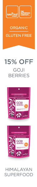 15% OFF 8oz Goji Berries