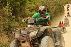 Mexxtremo Adventures Playa del Carmen ATV Single