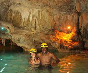 Mexxtremo Adventures Playa del Carmen Underwater Adventure