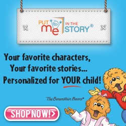 Your Favorite Stories, Your Favorite Characters, Personalized For Your Child