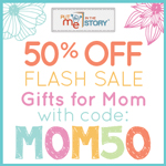 50% Off Personalized Books for Mom