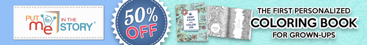 Put Me in the Story - 50% Off Best-Selling Personalized Paperb
