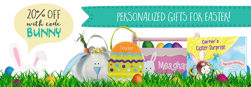 Personalized Gifts for Easter