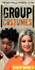 It's more fun with your partners in crime. Shop Group Costumes trendyhalloween.com