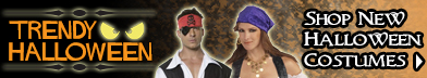 Pirate Costumes & Accessories for Halloween