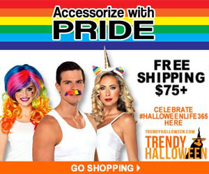 Accessorize with pride - Trendy Halloween