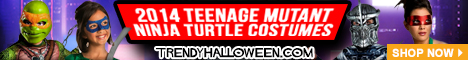 Costume-Up as your favorite Teenage Mutant Ninja Turtle. They never go out of style. Shop TrendyHalloween.com