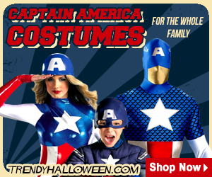 Captain America Costumes - Group Costumes | Trendyhalloween.com