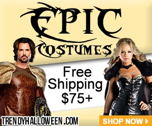 The Adventure Lies Within. Shop Epic Fantasy Costumes via TrendyHalloween.com