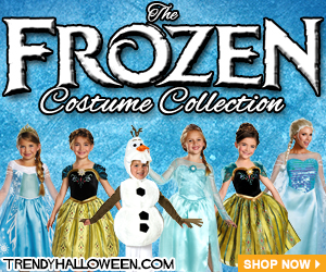 Disney's Frozen Costume Collection - Elsa Dress - available at Trendyhalloween.com