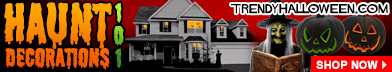 Halloween 2014 decorations & 10 Tips for Haunted House Building
