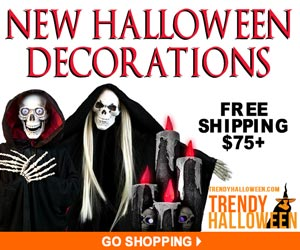 New 2015 Halloween Decorations - shop TrendyHalloween.com