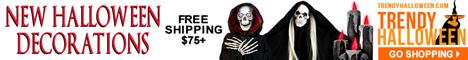 New 2015 Halloween Decorations - shop TrendyHalloween.com