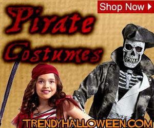 Pirate Costumes | Trendyhalloween.com