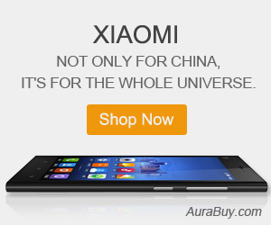 XiaoMi smartphones @Aurabuy, all free shipping, competitive price!