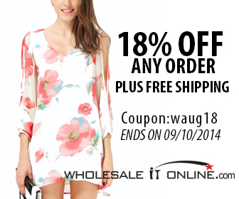 18% Off SiteWide 336*280