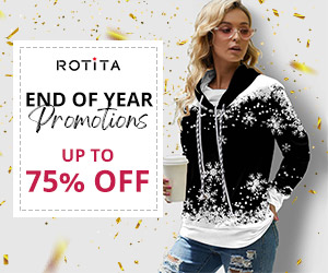 End of Year Promotions Up to 75% Off