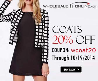 20% Off Coats 336*280