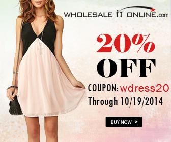 20% Off Dress 336*280
