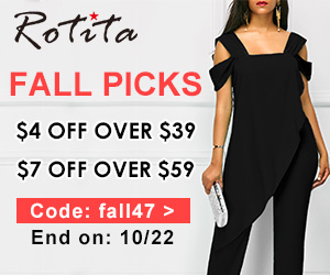 Fall Picks, $4 Off Over $39, $7 Off Over $59