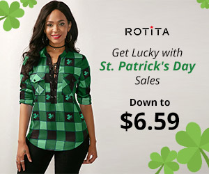 Get Lucky with St. Patrick's Day Sales Down to $6.59