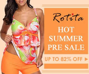 Hot Summer Pre Sale Up to 82% Off