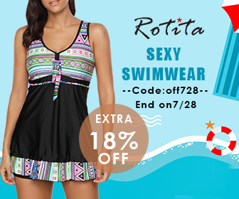 Sexy Swimwear Extra 18% Off          Code:off728 End on:7/28