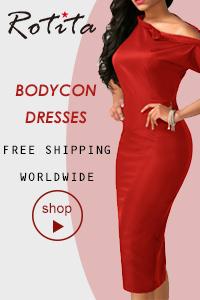 Bodycon Dresses Free shipping worldwide